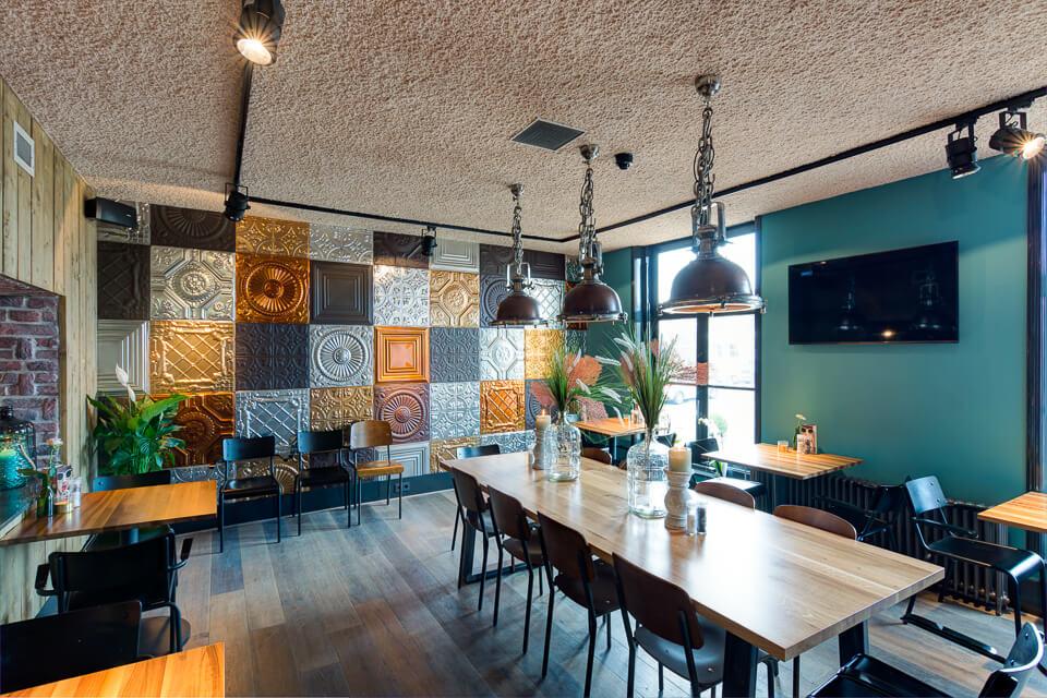 restaurant beemster brasa interieur