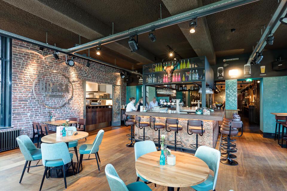 restaurant beemster brasa interieur bar