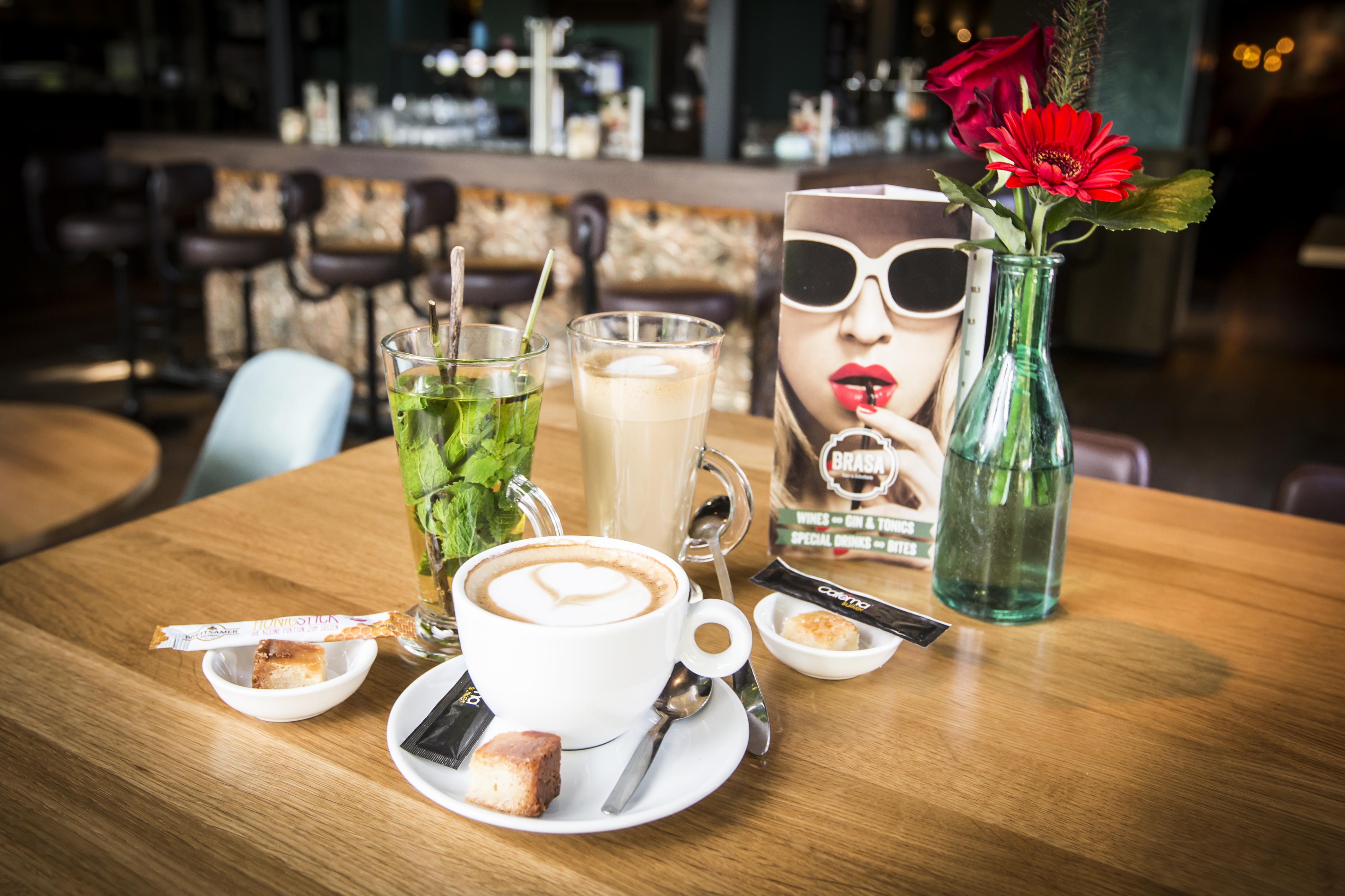 restaurant brasa koffie thee